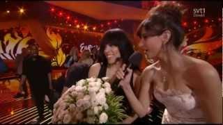ESC Eurovision Song Contest Winner 2012 Baku - Loreen Sweden Euphoria