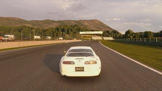 Gran Turismo Sport - Toyota Supra RZ '97 Gameplay [PS4 Pro]