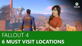Fallout 4 6 Locations You Have To See