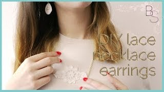 FASHION DIY - All About LACE Accessories Thumbnail