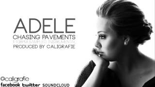 "Adele ""Chasing Pavements"" 110BPM Produced by @Caligrafie FREE DL"