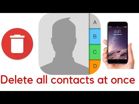Delete Multiple Contacts On iPhone and iPad If you want to know how to delete multiple contacts from.