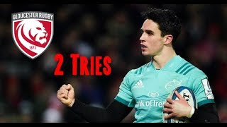 Joey Carbery | INCREDIBLE Performance vs Gloucester (2019)  ᴴᴰ