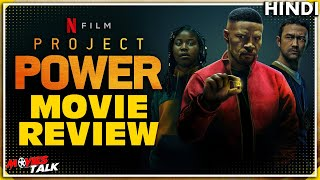 PROJECT POWER : Movie Review [Explained In Hindi]