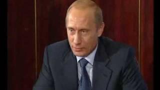 В.Путин.Вступительное слово.27.11.03