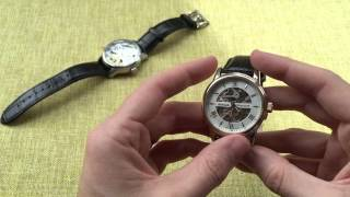 Thomas Earnshaw Longitude & Beagle Watch Reviews