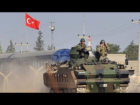 Porkins Great Game episode 12 Newsbud Special: InsideTurkey's war in Syria