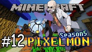 MINECRAFT PIXELMON SS.5 | #12 บุกตะลุยยิมไฟสุดร้อนแรงทะลุจักรวาล