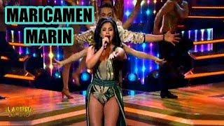 Maricarmen Marin canta y baila en El Artista del Año
