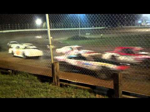 Jake Mullins Memorial 4th Annual Race at TNT Speedway 8-3-13