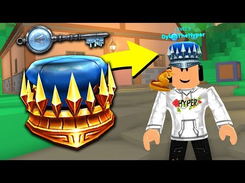 *OFFICIAL* HOW TO GET THE CRYSTAL KEY WALKTHROUGH AND LOCATION!! (Roblox Ready Player One Event)