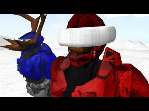 Happy Holidays Part 1 (Funny CGI Machinima)