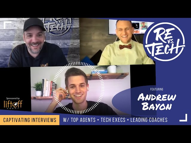 Andrew Bayon -How To Be a Better Marketer in Real Estate Impact Media | RE vs. TECH | Ep #78