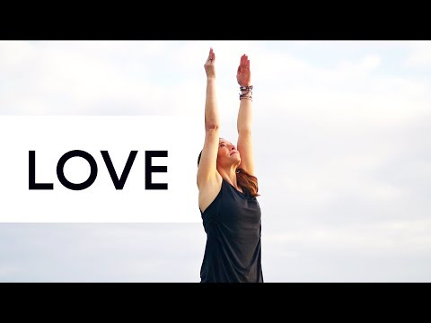 Hatha Yoga LOVE (Feel Strong in 20 minutes)
