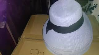 Wholesale Spring Blue Dress Hats For Women By Closeoutexplosion.com