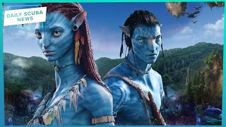 Daily Scuba News - Avatar 2 Will Be The Most Significant Diving Movie EVER!