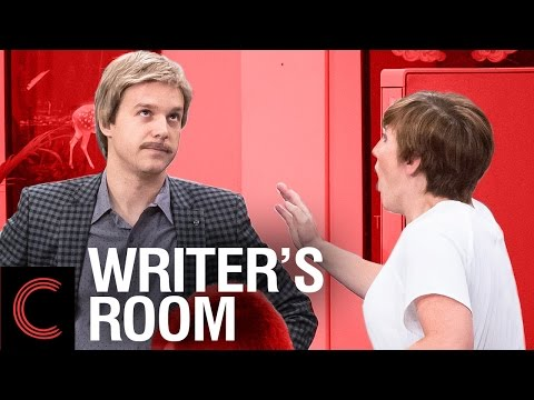 The Scariest Writers Room