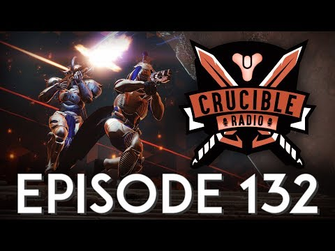 Crucible Radio 2 Ep. 132 - A New Year's Music Episode