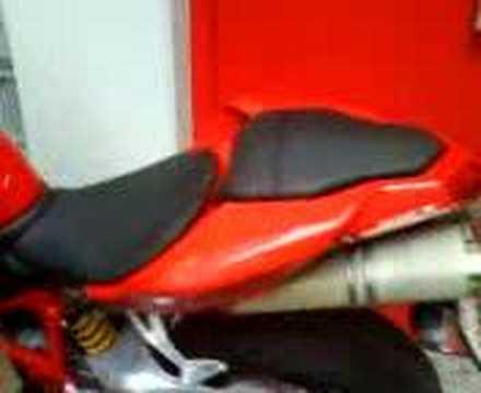 Ducati1098 Zürich