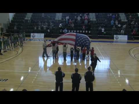 2017 USCAA DI Men's Basketball Championship Game