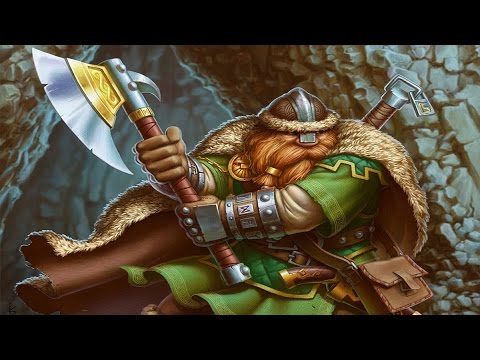 1 Hour of Epic Dwarf Music