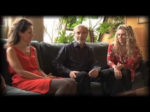 Jean-Luc, Clara and Eva Ponty - Fathers Empowering Daughter