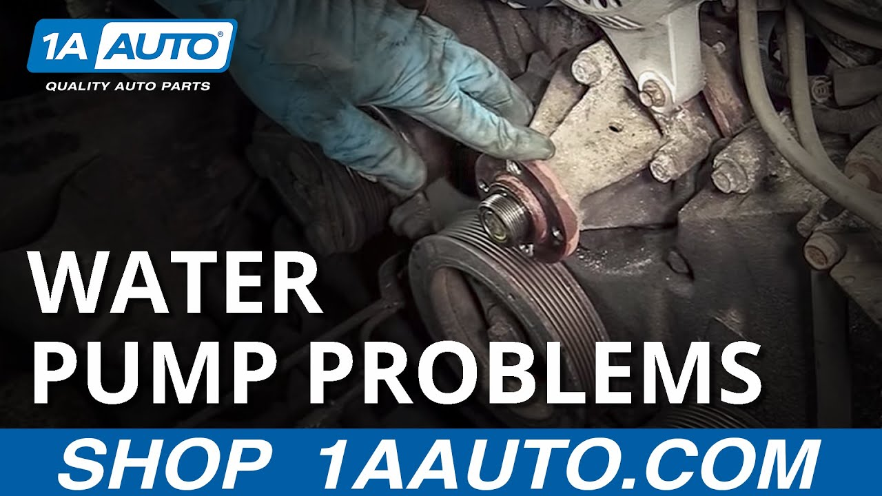 Bad Water Pump Symptoms That You Should NOT Ignore | CAR