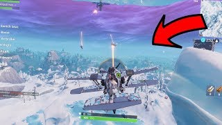 *NEW* ICEBERG MAP + SEASON 7 BATTLE PASS WEAPON SKINS! (LIVE REACTION) - Fortnite Battle Royale