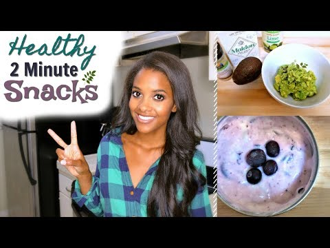 easy-healthy-snack-ideas!-|-kid-friendly-2-minute-snacks!
