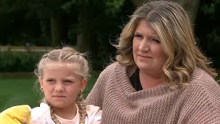Eight-year-old girl describes bullying by British Gymnastics coaches
