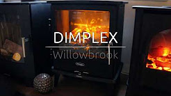 Dimplex Willowbrook - Manor House