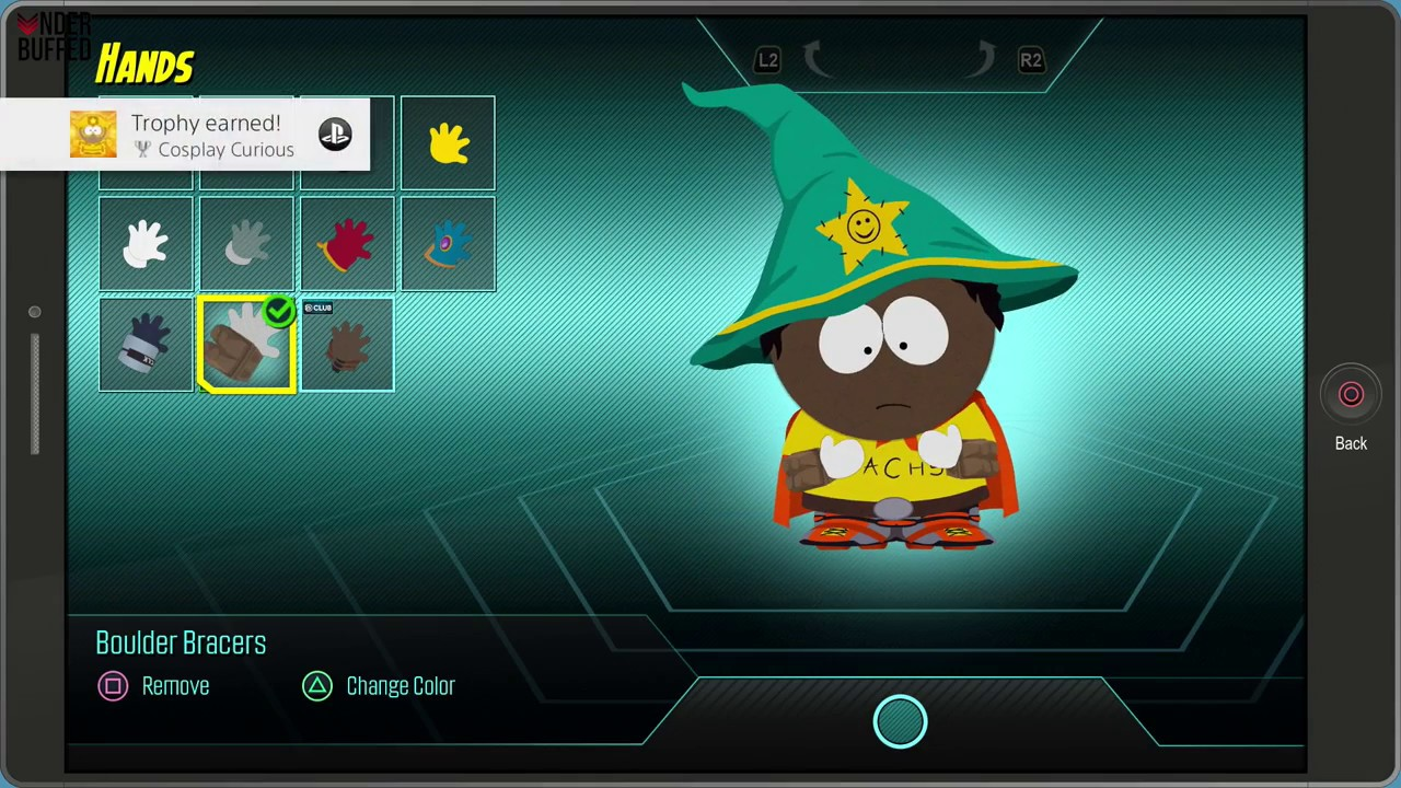 South Park: The Fractured But Whole - PSN Trophy Wiki