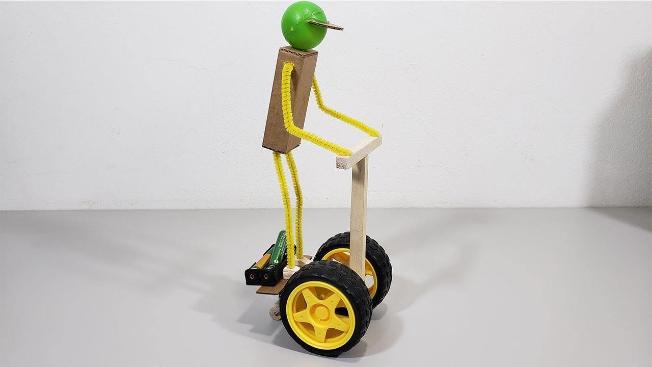 ROBOT Scooter Eléctrico de dos Ruedas
