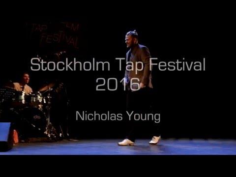 Nicholas Young  Stockholm Tap Festival 2016