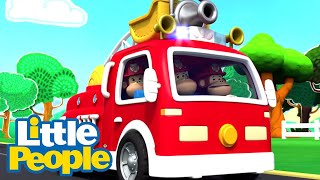 Fisher Price Little People 144   Hurry Up and Wait!   New Episodes HD \ 1h Marathon   Kids Cartoon