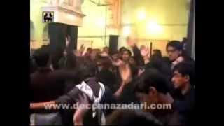 Ghazi Abbas ke Parcham Ko Utha Tay Rahaina   Deccan Azadari