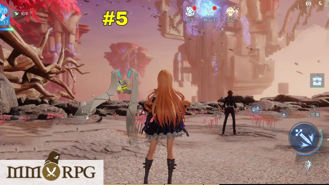 Top 8 Best Mmorpg Android Ios Games 2019 5 Youtube