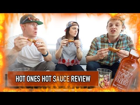"""Official """"Hot Ones"""" Hot Sauce Review   Homeboy's Fiery Chipotle"""
