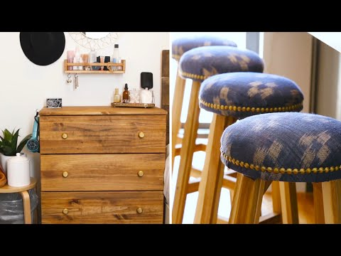4 Ways To Upcycle Old Furniture