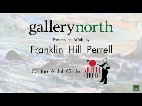 Franklin Hill Perrell Discusses Bruce Lieberman's Art