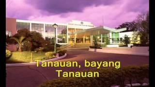 tanauan hymn