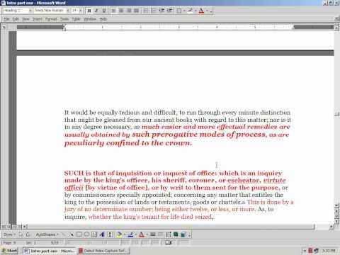 achilles heal of Civil Law Part 1 A
