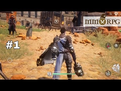 Top 10 Best MMORPG Android, iOS Games 2019