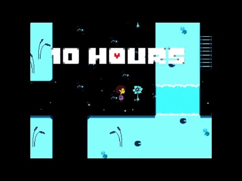 Undertale OST: Waterfall 10 Hours HQ