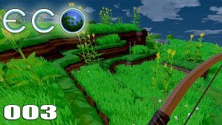 🔨 ECO 003 | Weizen - Mais & andere Ressourcen | Let's Play Gameplay Deutsch thumbnail
