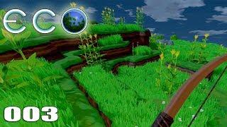 🔨 ECO 003 | Weizen - Mais & andere Ressourcen | Let's Play Gameplay Deutsch thumbnail