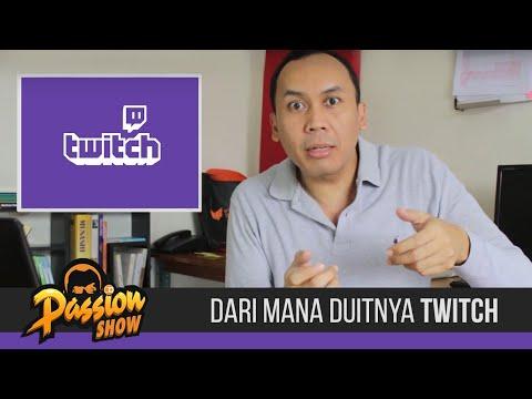 Dari Mana Duitnya Twitch Game Streamer, Menangani Rasa Takut | Passion Show
