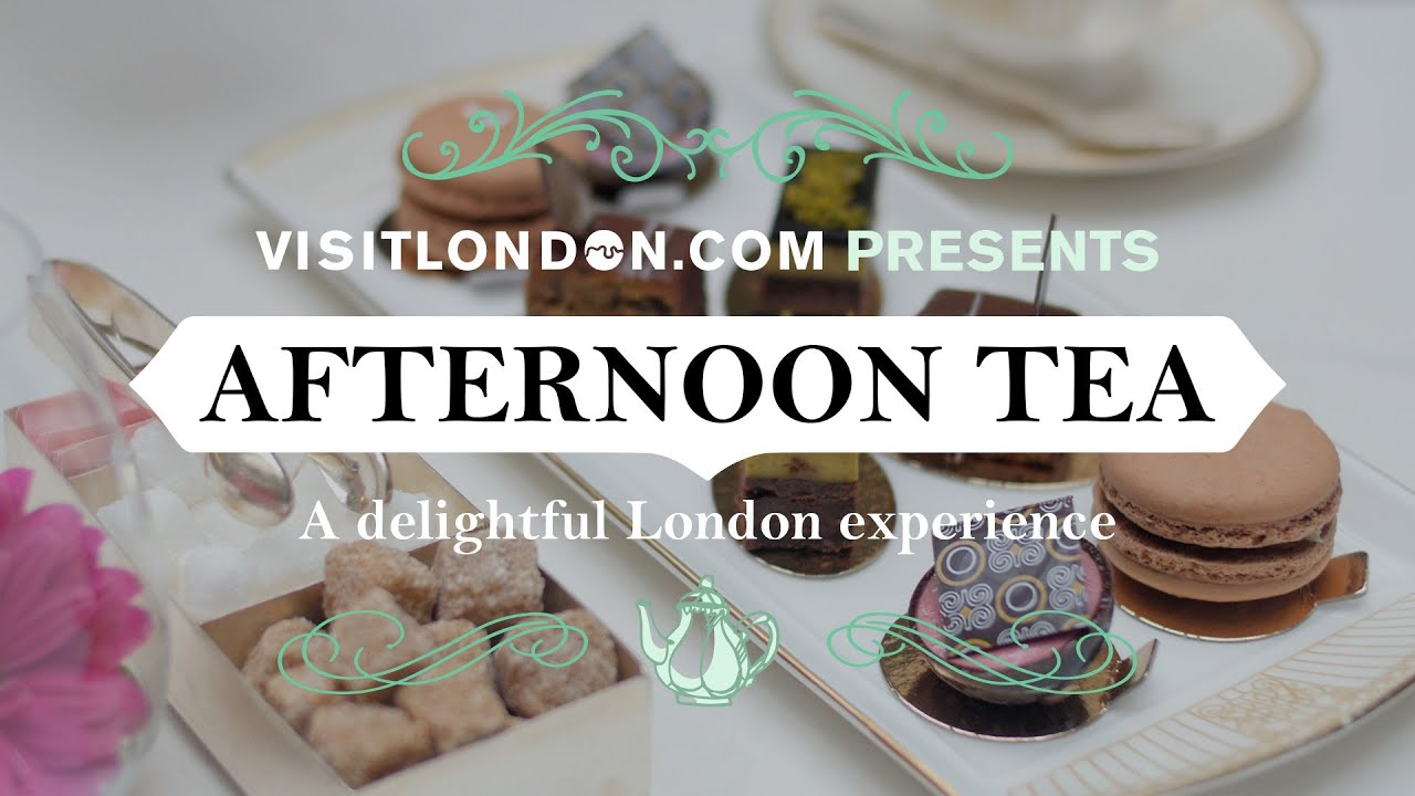Afternoon tea in london a delightful experience youtube