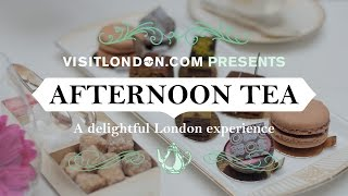 Afternoon Tea In London - A Delightful Experience
