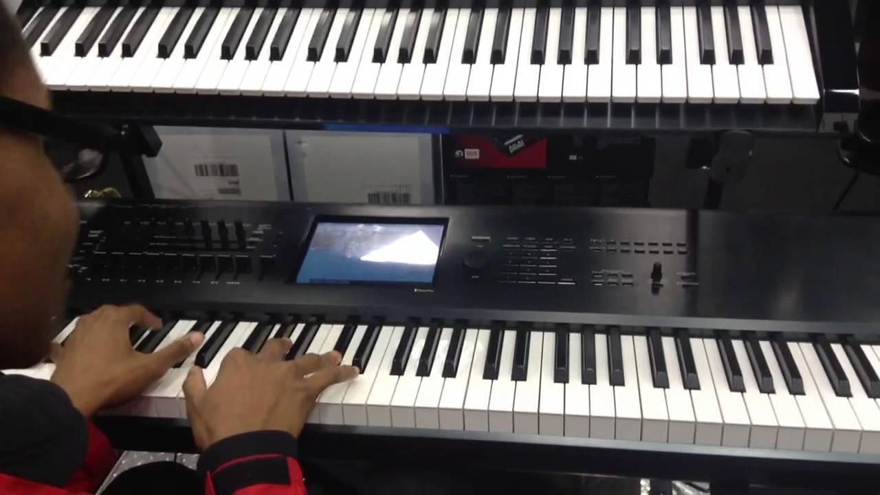 Kronos X Music Workstation 88 - Korg - Encyclotronic